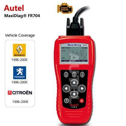 Autel-MaxiDiag-FR704